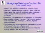 workgroup webpage comsoc r9 chile trinidad y tobago