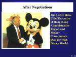 after negotiations1