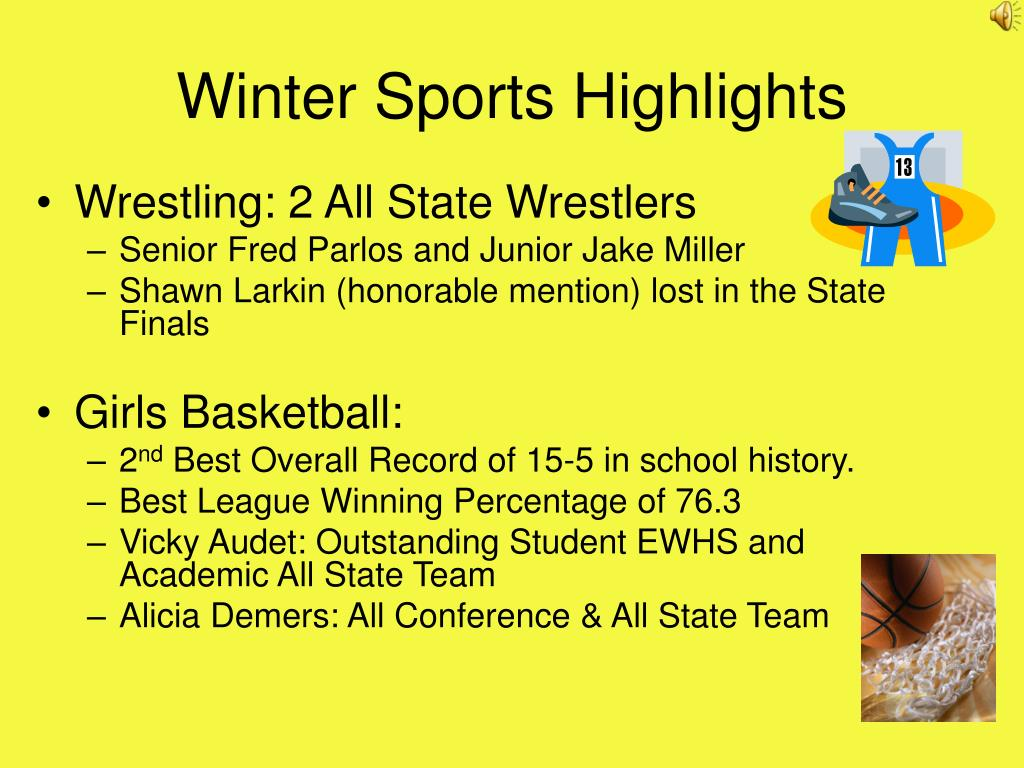 Winter Sports Highlights