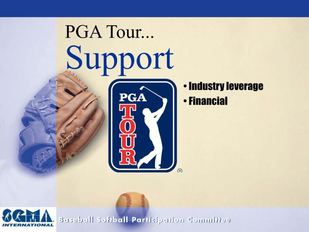 PGA Tour...