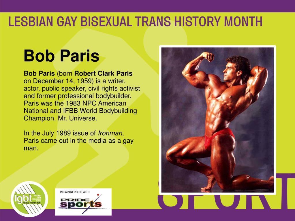 Bob Paris