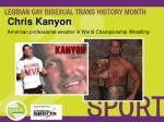 chris kanyon american professional wrestler in world championship wrestling