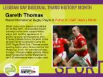 gareth thomas wales international rugby player patron of lgbt history month