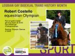 robert costello equestrian olympian