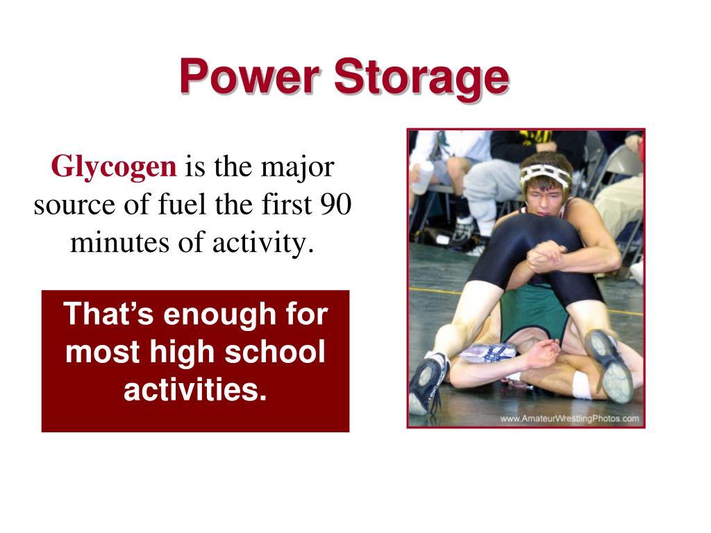 Power Storage