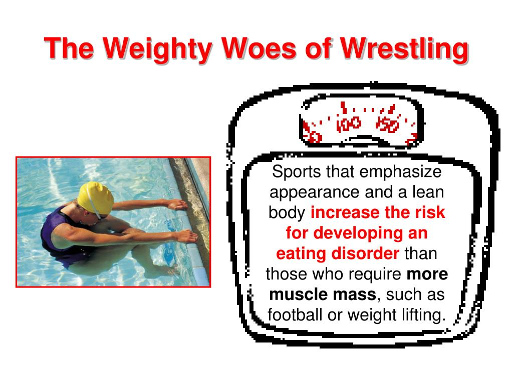 The Weighty Woes of Wrestling