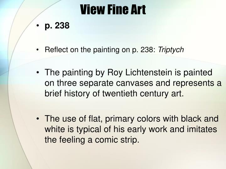 View Fine Art