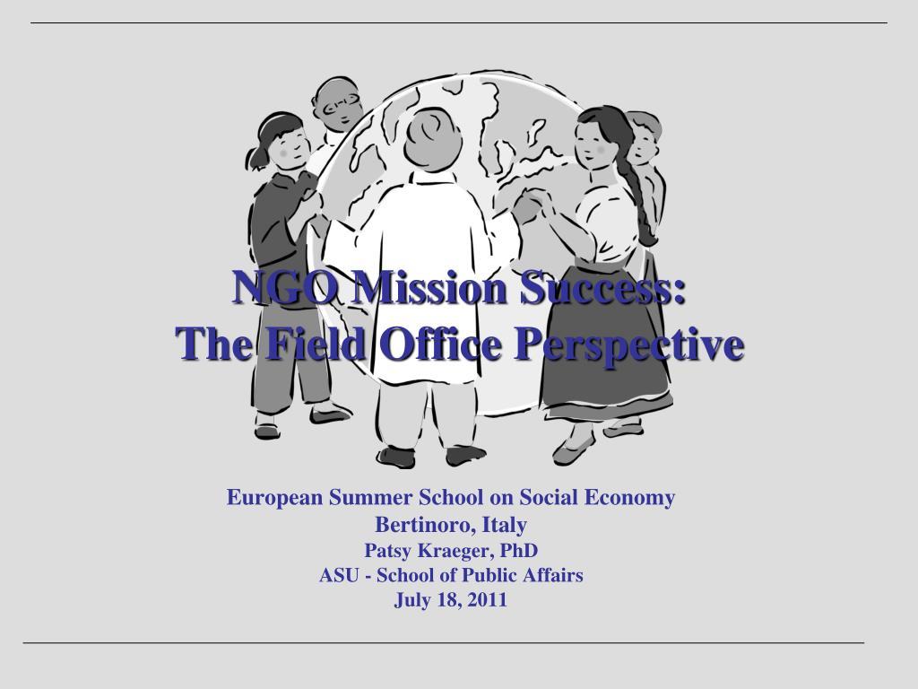 European Summer School on Social Economy