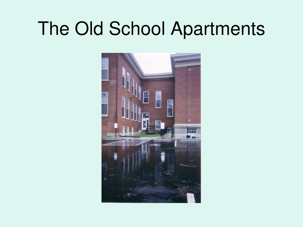The Old School Apartments