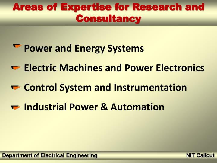 Power and Energy Systems