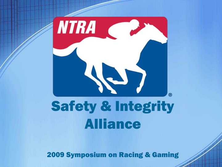 Safety & Integrity Alliance