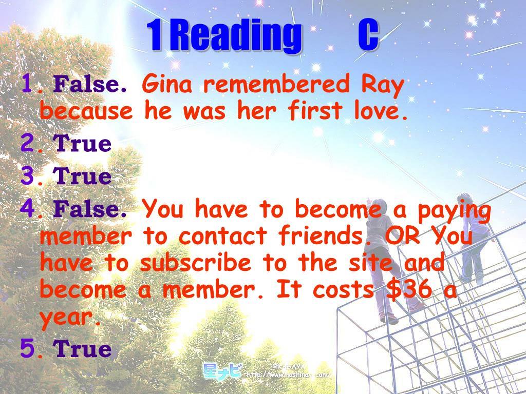 1 ReadingC