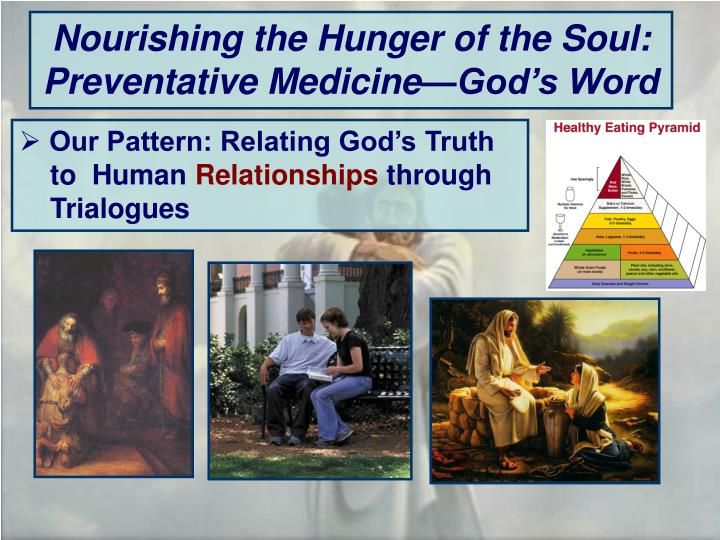 Nourishing the Hunger of the Soul: