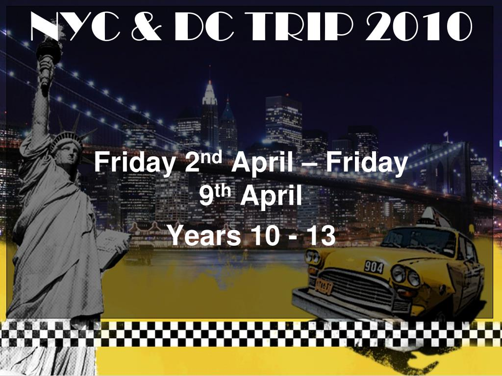 NYC & DC TRIP 2010