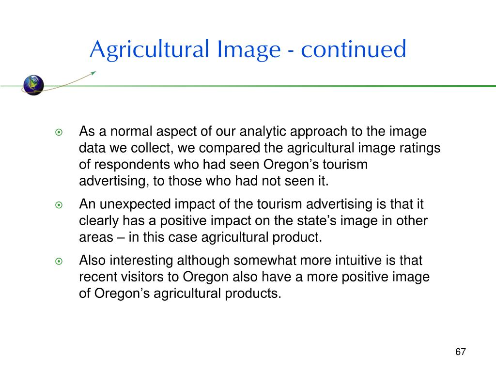 Agricultural Image - continued