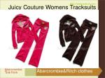 juicy couture womens tracksuits3