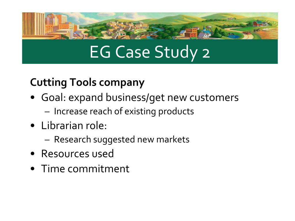 EG Case Study 2