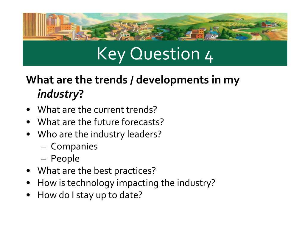 Key Question 4