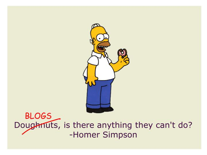 Doughnuts is there anything they can t do homer simpson
