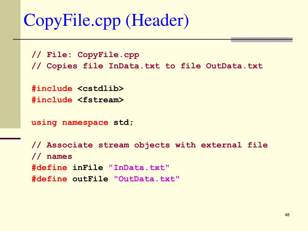 CopyFile.cpp (Header)