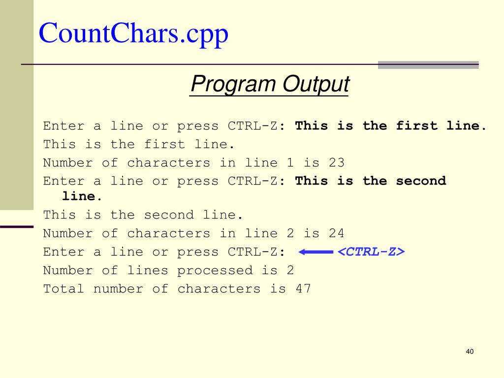CountChars.cpp