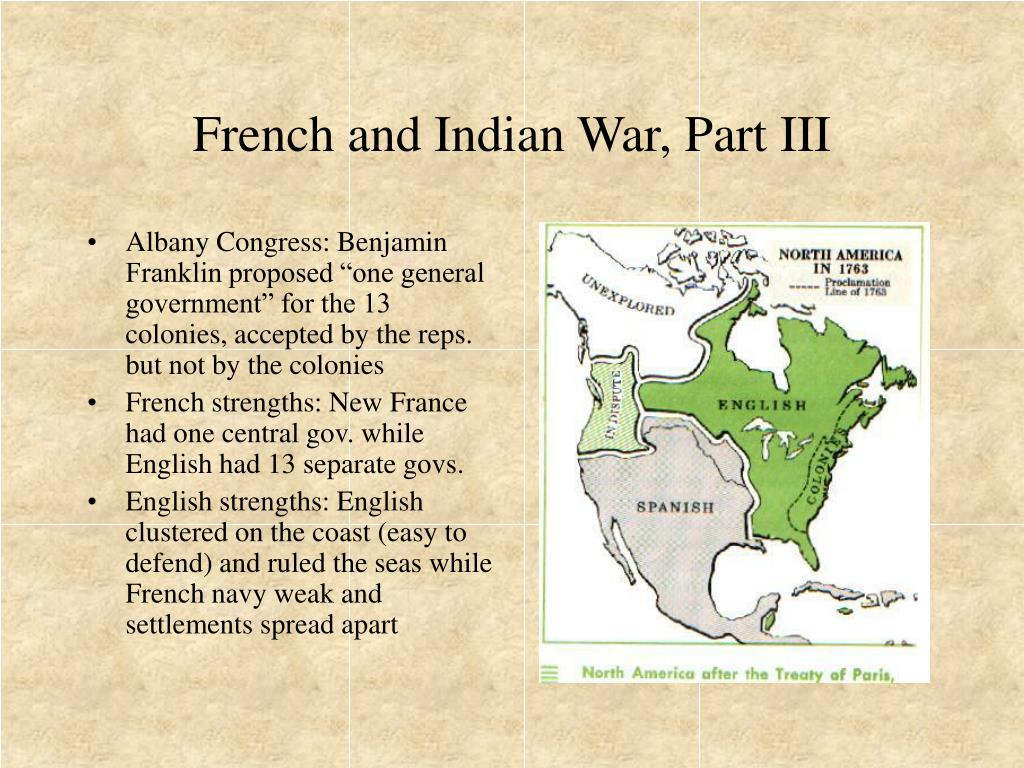 French and Indian War, Part III