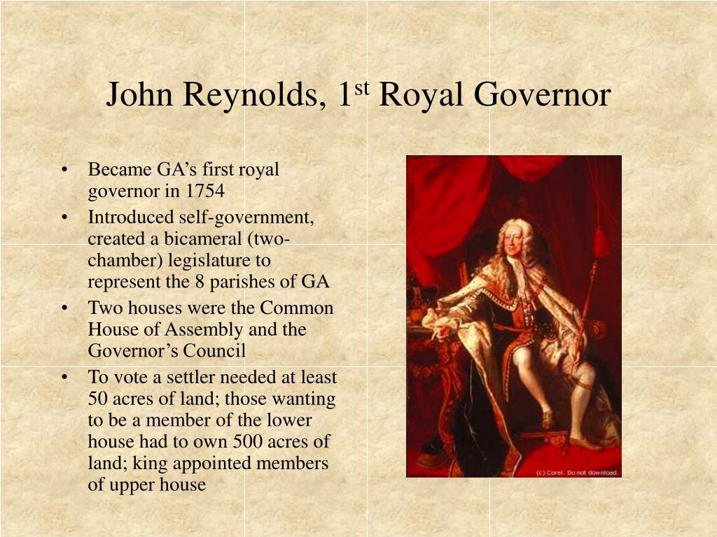 John Reynolds, 1
