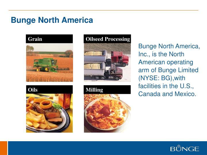 Bunge North America