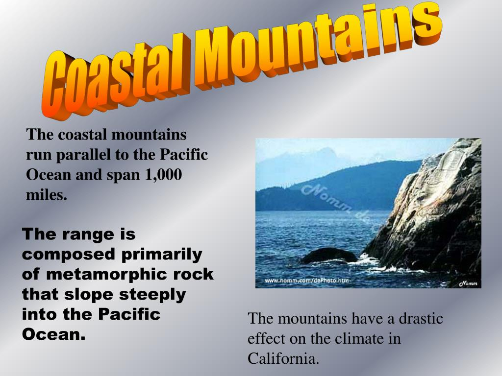 Coastal Mountains