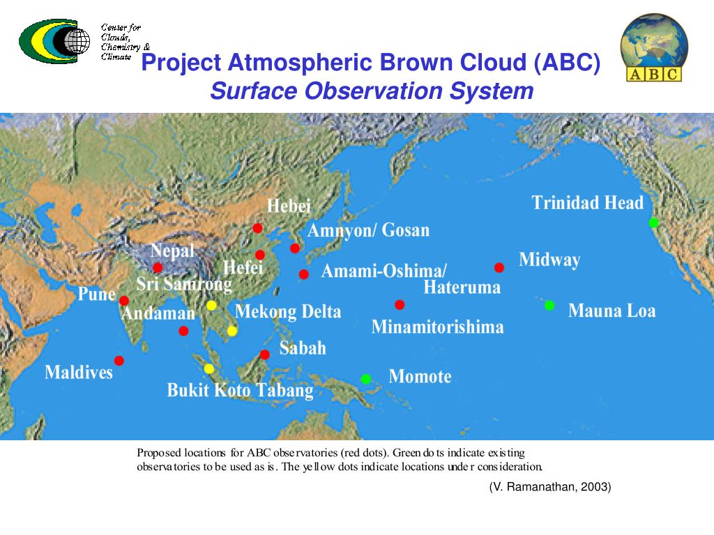 Project Atmospheric Brown Cloud (ABC)