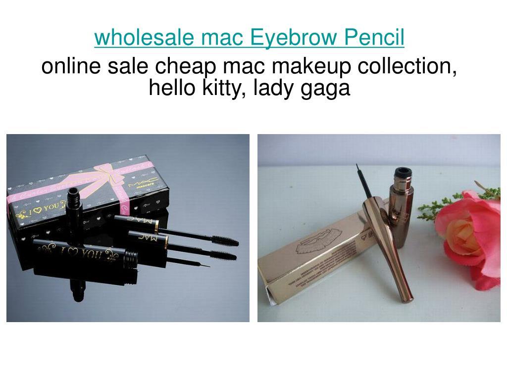 wholesale mac eyebrow pencil