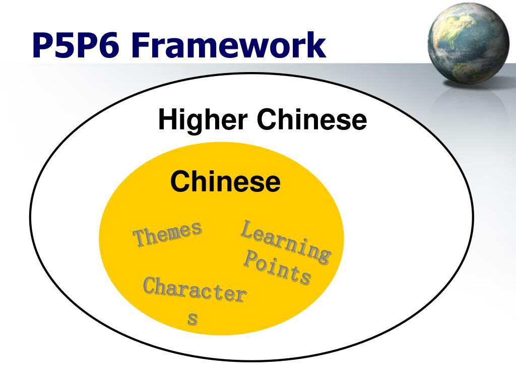 P5P6 Framework
