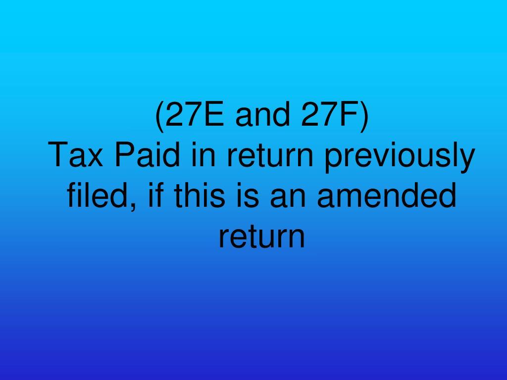 (27E and 27F)