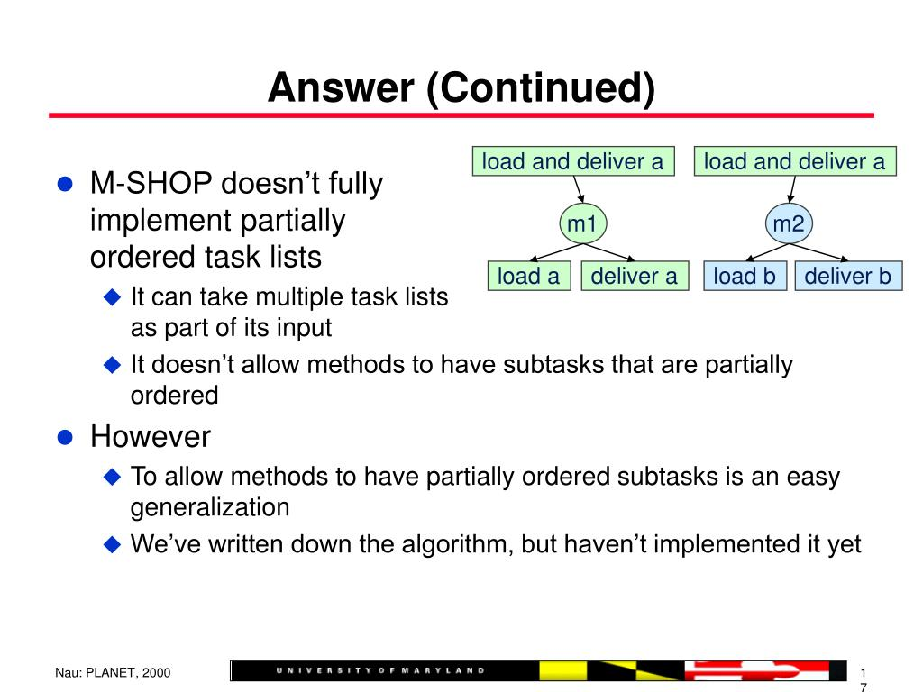 Answer (Continued)