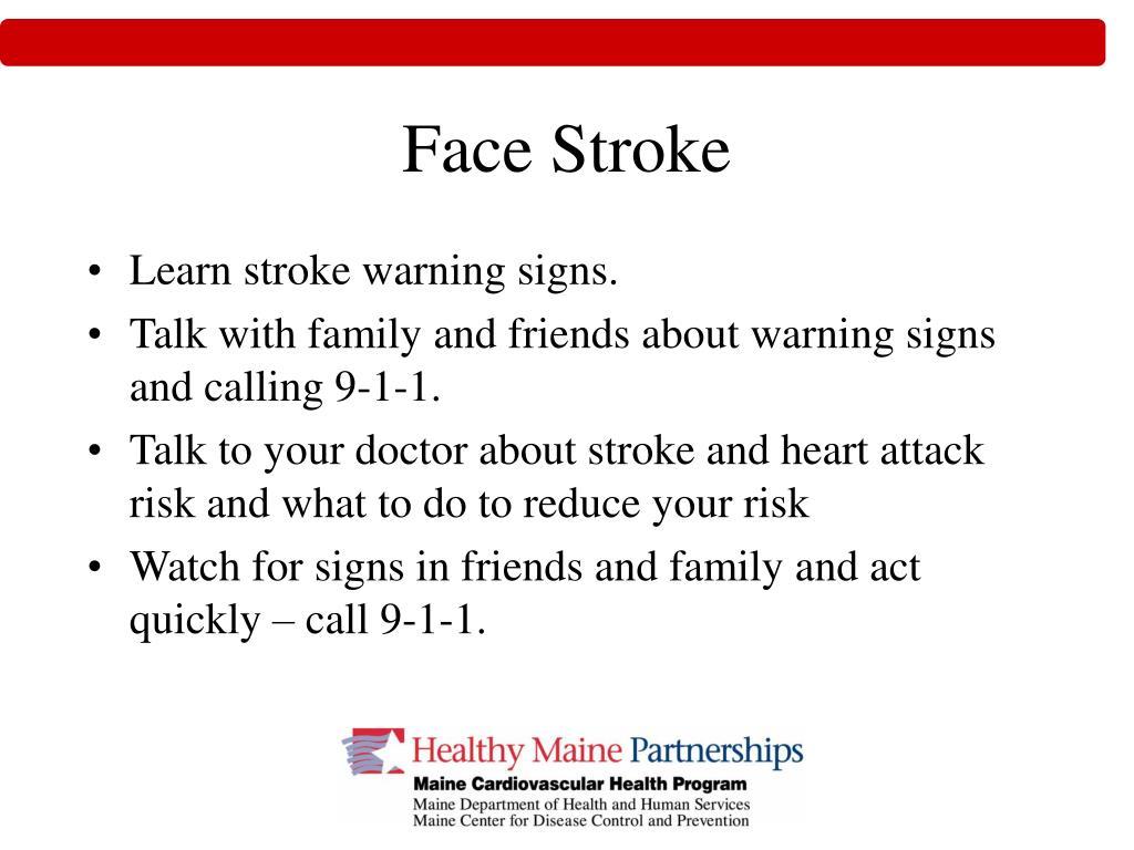 Face Stroke
