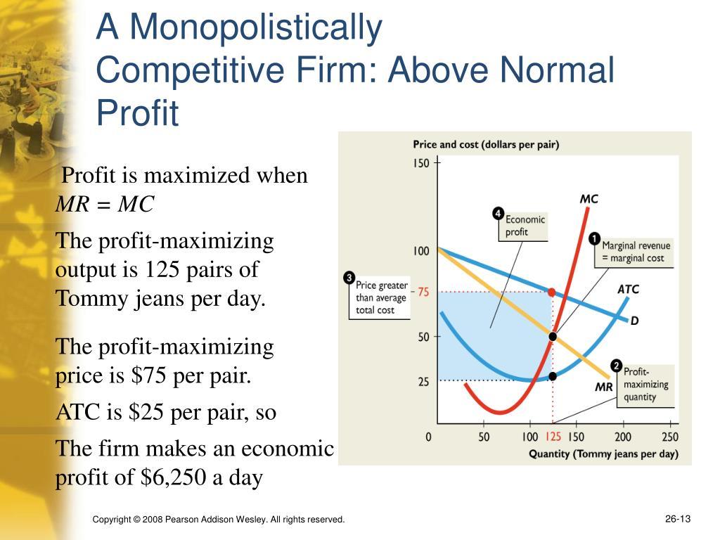 A Monopolistically