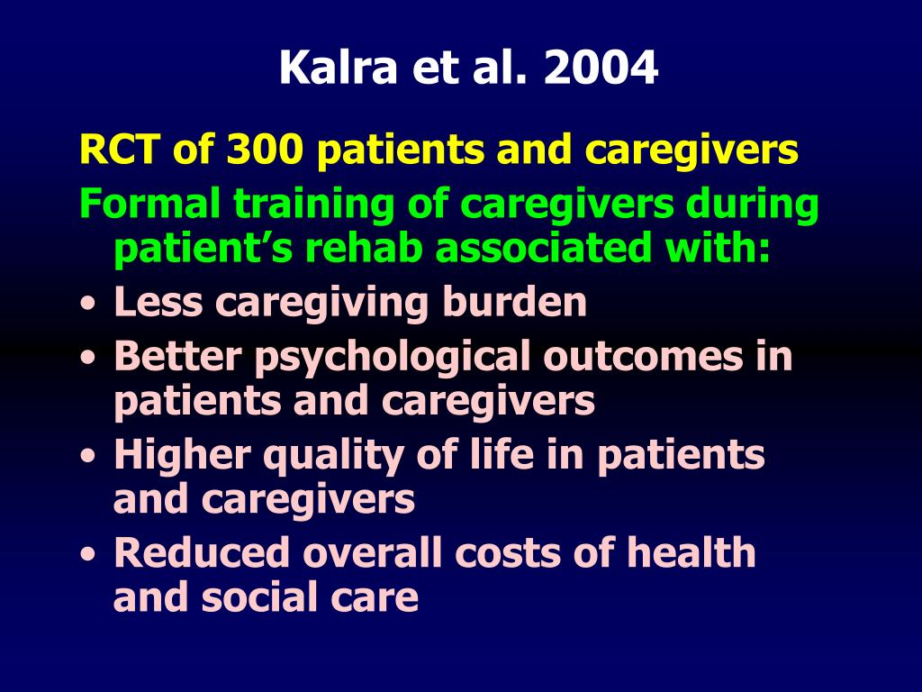 Kalra et al. 2004