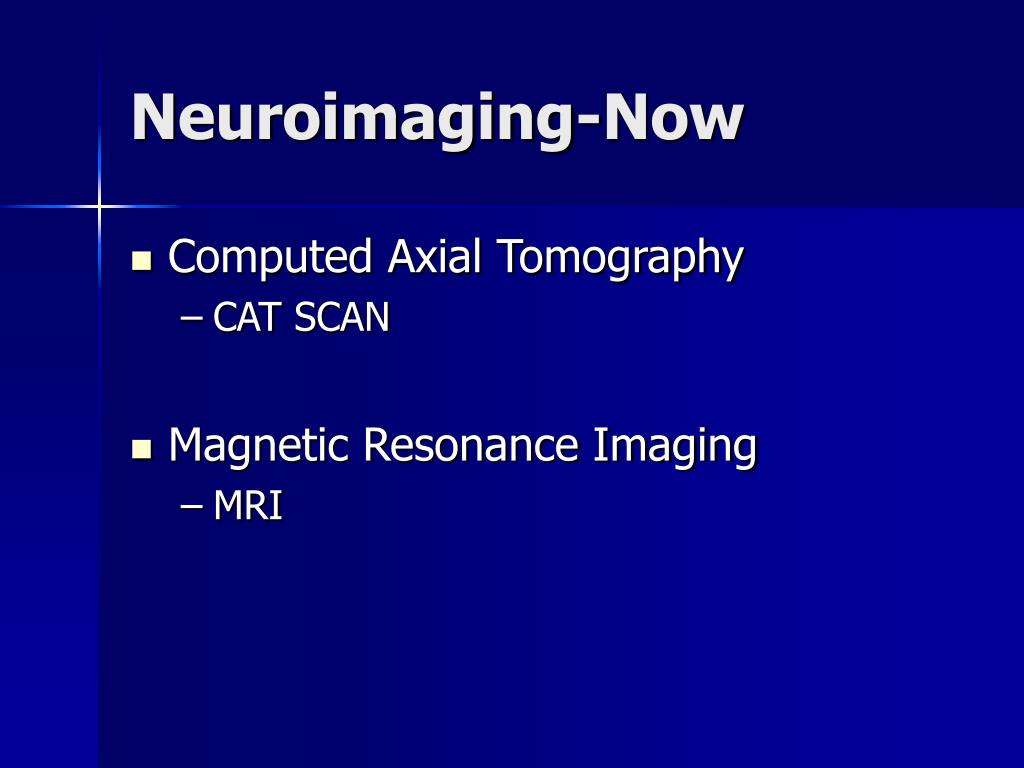 Neuroimaging-Now