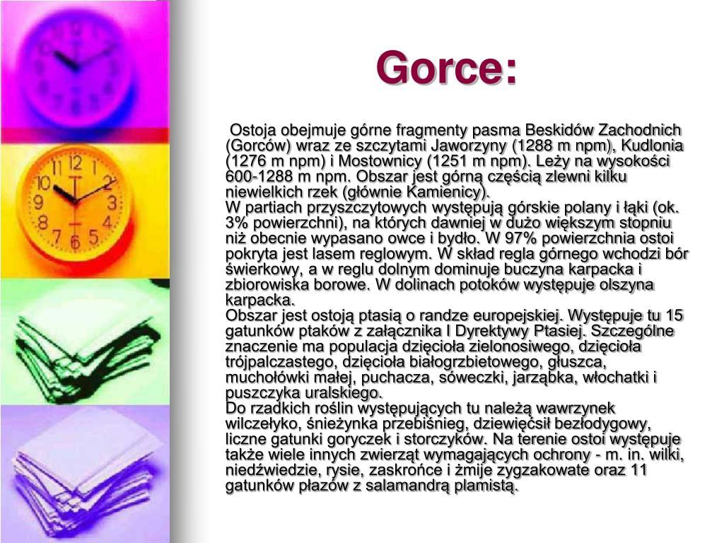 Gorce:
