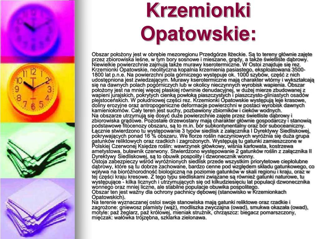 Krzemionki Opatowskie: