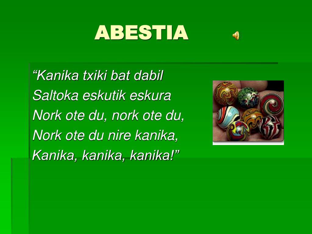 ABESTIA