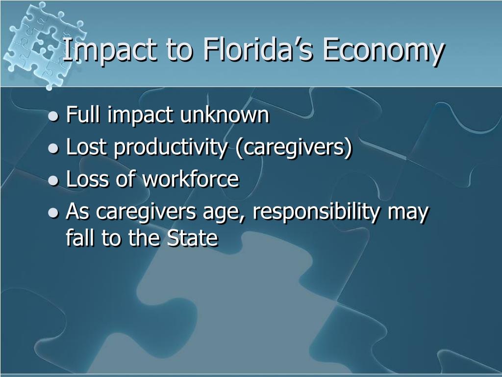 Impact to Florida's Economy