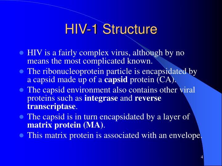 HIV-1 Structure