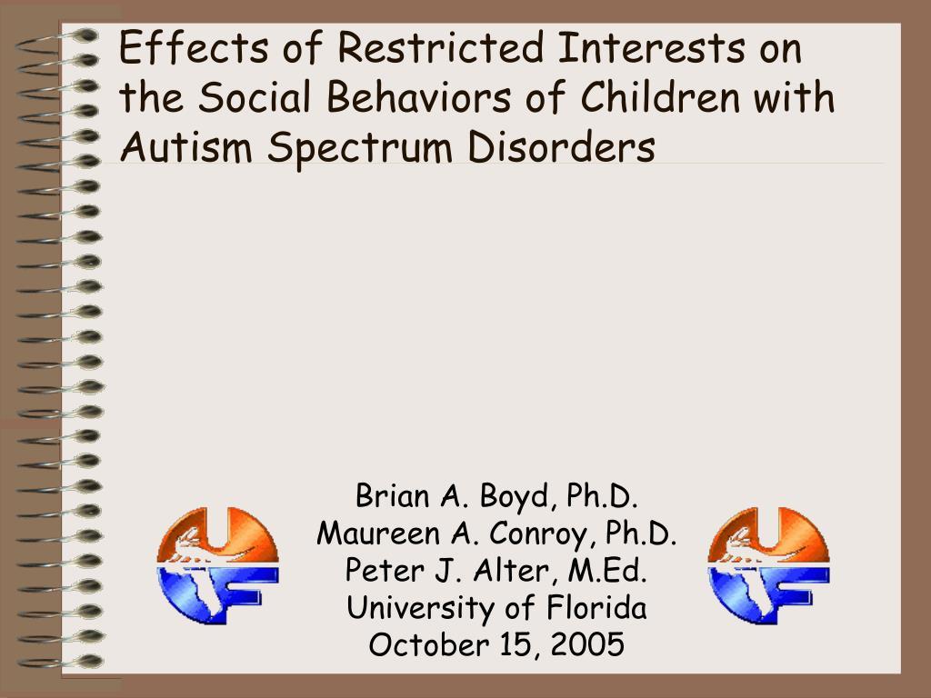 Brian A. Boyd, Ph.D.