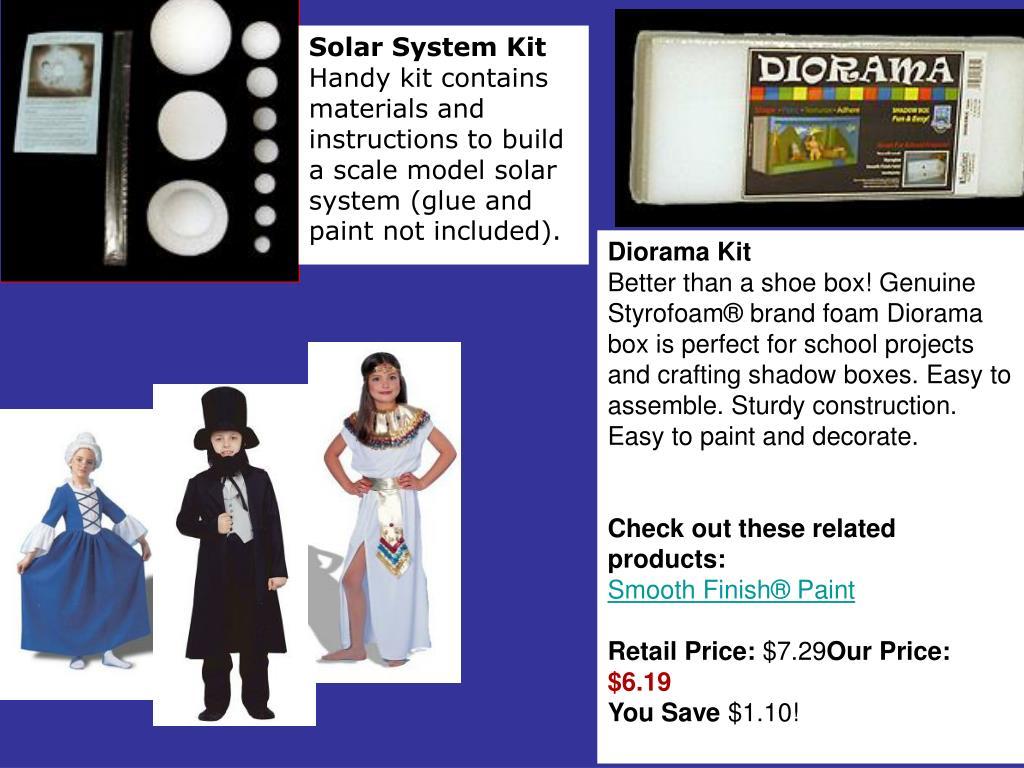 Diorama Kit