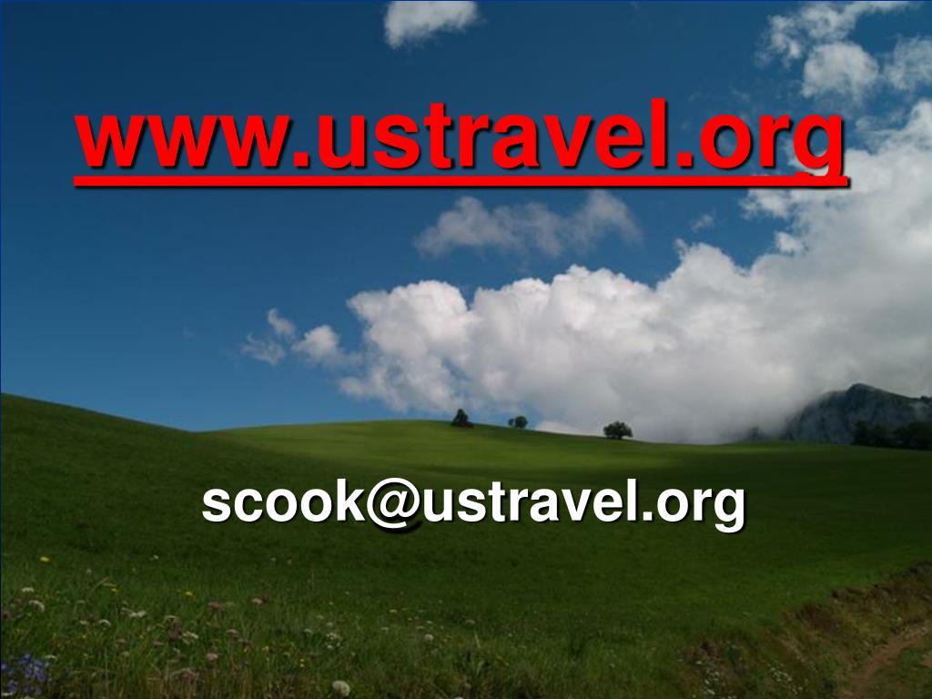 www.ustravel.org
