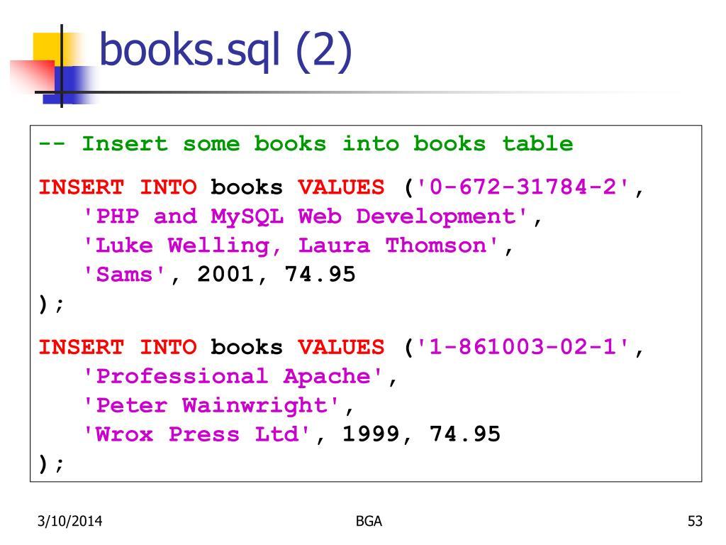 books.sql (2)
