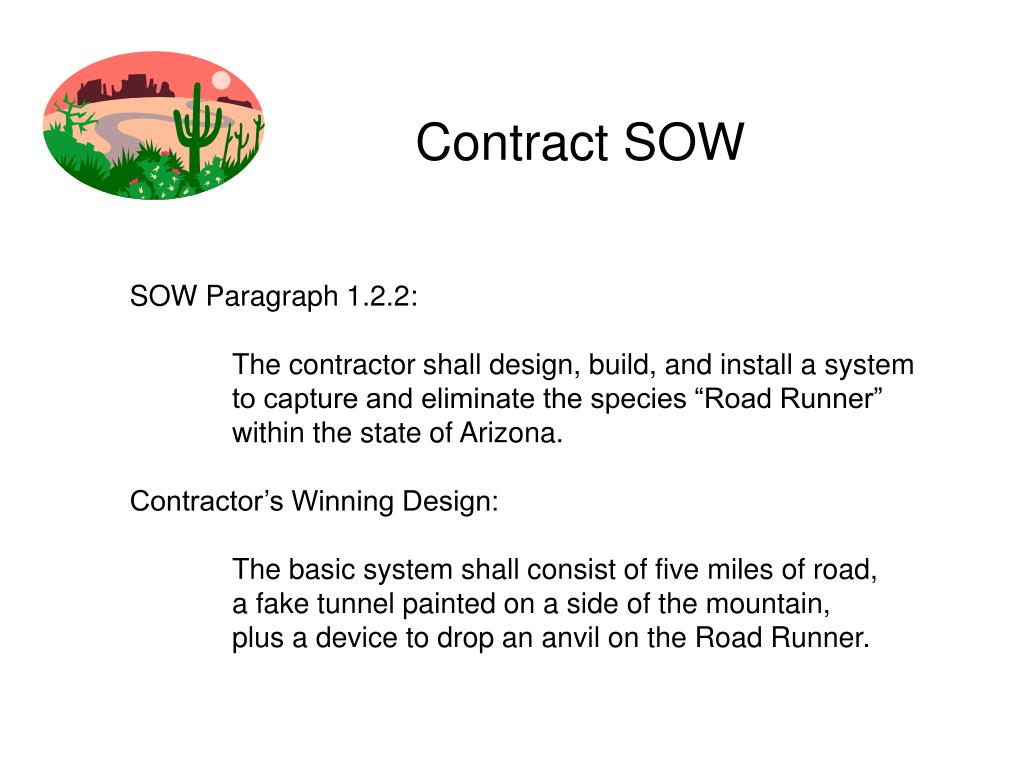 Contract SOW
