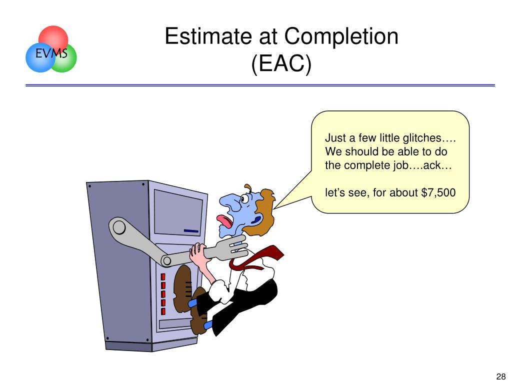 Estimate at Completion