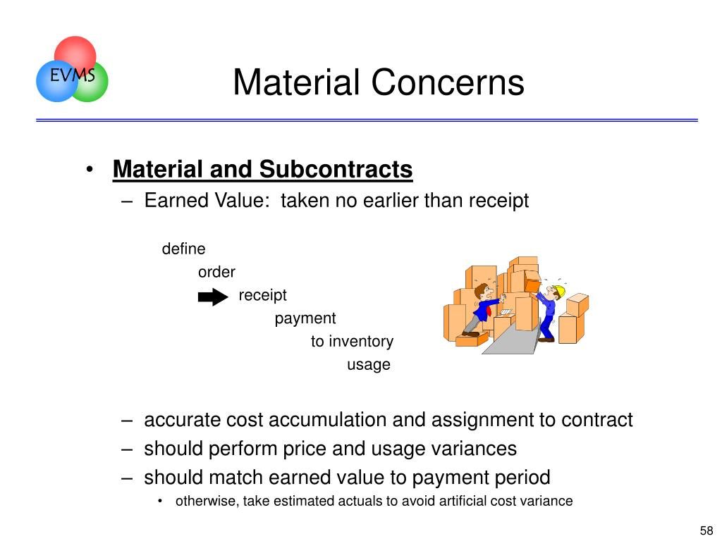 Material Concerns